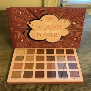I am woman eyeshadow palette